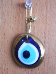 Protection against the evil eye?