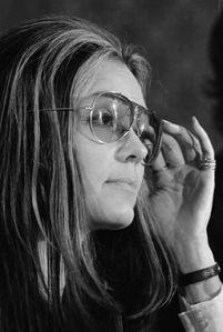 Gloria Steinem, 1971