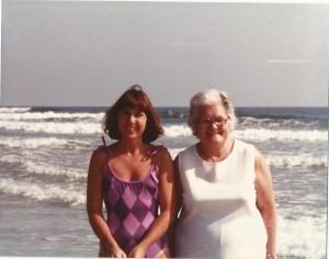 Mother and Me Daytona 1981